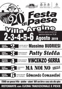 2019 volantino Festa paese_ (1)