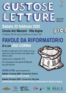 Gustose letture 2020_locandina Manzoni